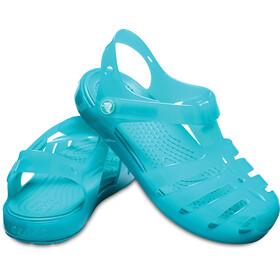 Crocs Isabella PS - Sandales Enfant - turquoise